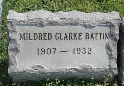 Mildred Clarke Battin