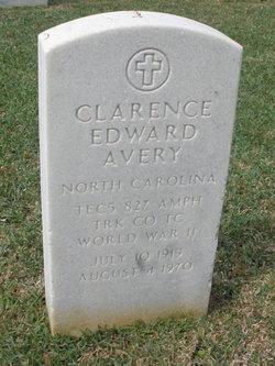 Clarence Edward Avery