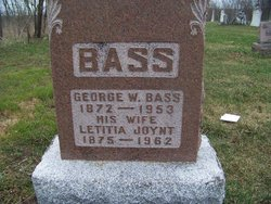 George Wesley Bass