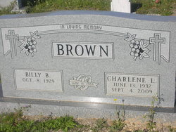 Charlene <i>Langley</i> Brown