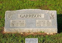 Halcom J Garrison