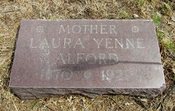 Laura Belle <i>Yenne</i> Alford