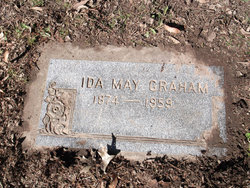 Ida May <i>Botkin</i> Graham