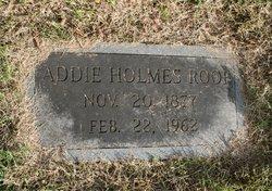 Addie <i>Holmes</i> Roop