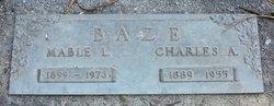 Charles Albert Baze