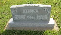 Mary Louise <i>Shoop</i> Allen