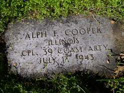 Alph Franklin Cooper