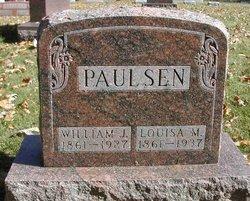 Louise <i>Magnussen</i> Paulsen