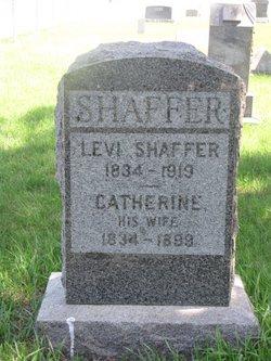 Catherine Jane <i>Carroll</i> Shaffer