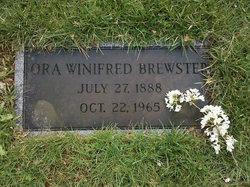 Ora Winifred Brewster