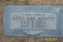 Alfred Park Mehaffey