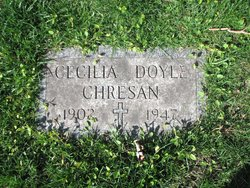 Cecelia Catherine <i>Doyle</i> Chresan