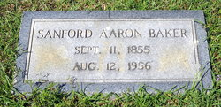 Sanford Aaron Baker