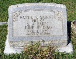 Hattie Vermell <i>Skinner</i> Baker