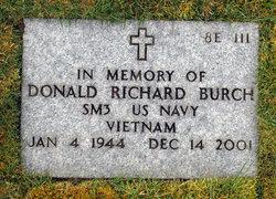 Donald Richard Burch