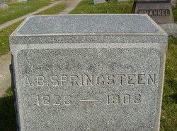 Asa Bennett Springsteen