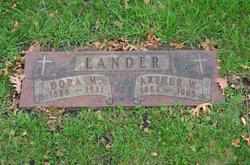 Dora Mabel <i>Lincoln</i> Lander
