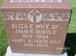 Elizabeth E <i>Gatton</i> Burtle