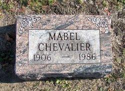 Mabel <i>Lehmkuhl</i> Chevalier