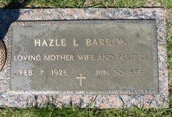 Hazle Lavern <i>Massey</i> Barron