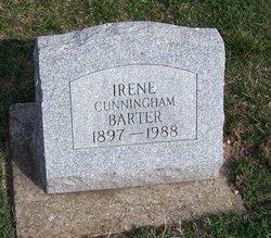 Irene <i>Cunningham</i> Barter