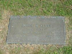 John R Alley