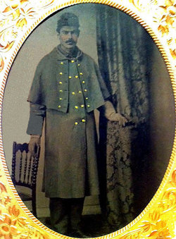 Andrew Jackson Jack Clingaman