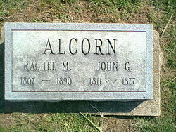 John G Alcorn