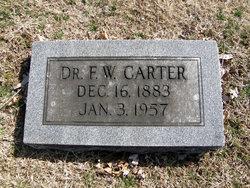 Dr F W Carter