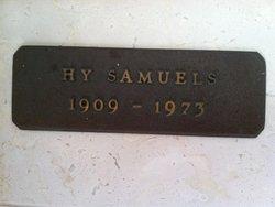 Hyman Bernard Hy Samuels
