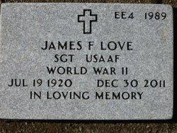James F Love