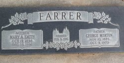 George Merton Farrer