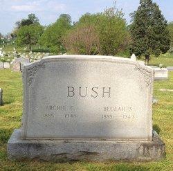Archibald Filbert Archie Bush