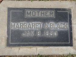 Margaret A <i>McCaffrey</i> Black