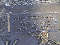 Anne <i>Sternberg</i> Beck
