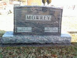 Ida J <i>Bennett</i> Mowrey