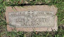 Lois Emily <i>Wolcott</i> Allison