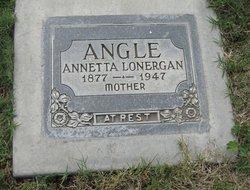 Emma Annetta <i>Lonergan</i> Angle