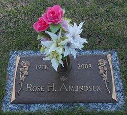 Rose H. Amundsen