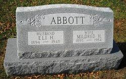 Mildred Harriet <i>Sparks</i> Abbott