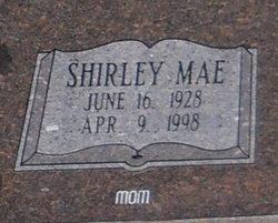 Shirley Mae <i>Warren</i> Becraft