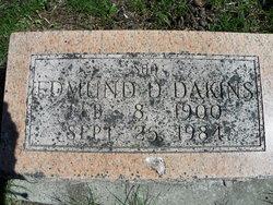 Edmund D Dakins
