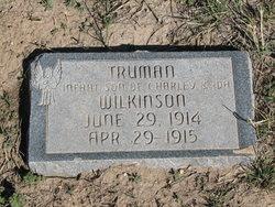 Truman Wilkinson