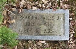Bernard Andrew Bailey, Jr