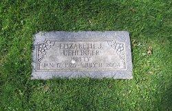 Elizabeth J Betty <i>Davison</i> Uehlinger