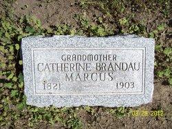 Catherine <i>Brandau</i> Marcus