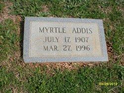 Myrtle Addis