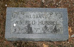 A. S. Bud Hubbell