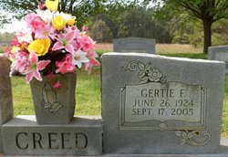 Gertie F. Creed