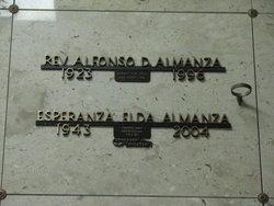 Alfonso D. Almanza